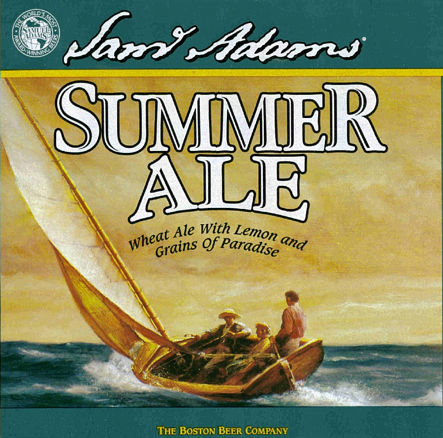 Image result for sam summer ale